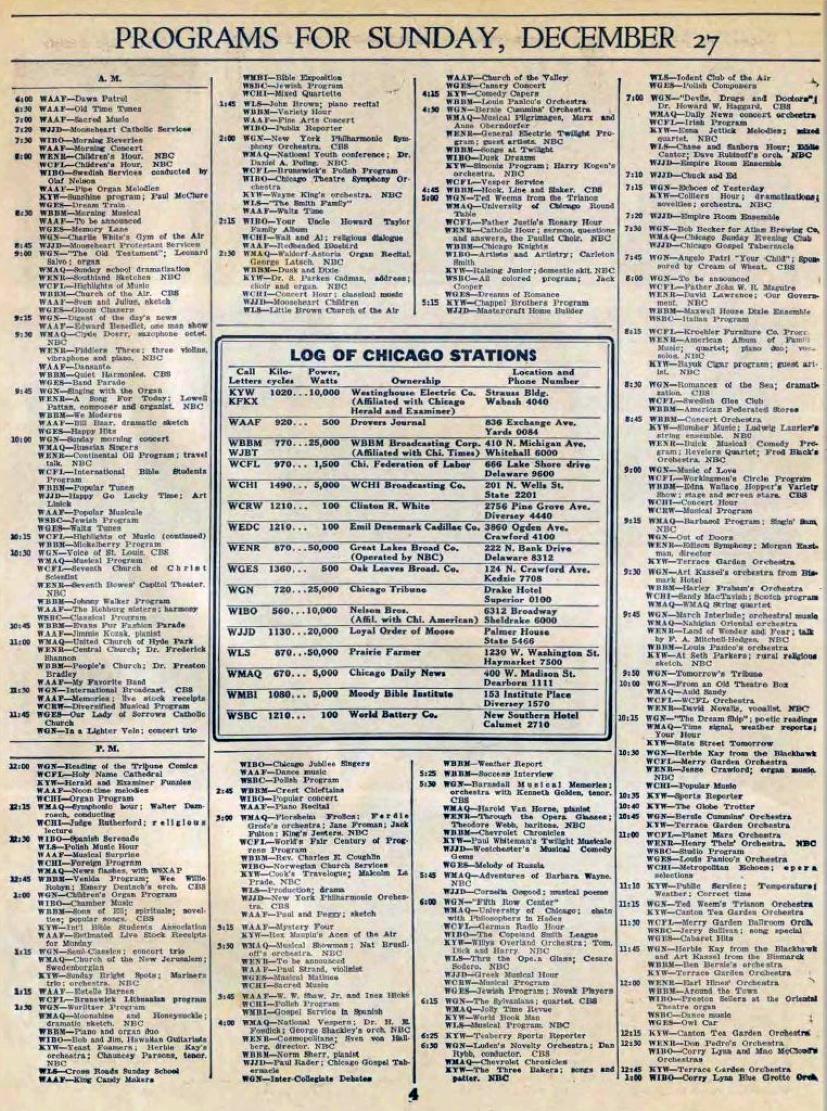 radio guide 122731c