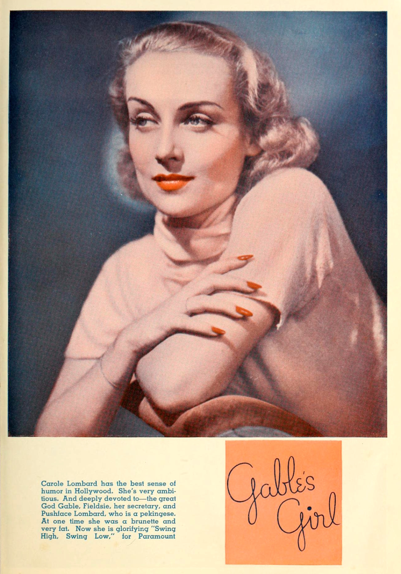carole lombard photoplay feb 1937 larger