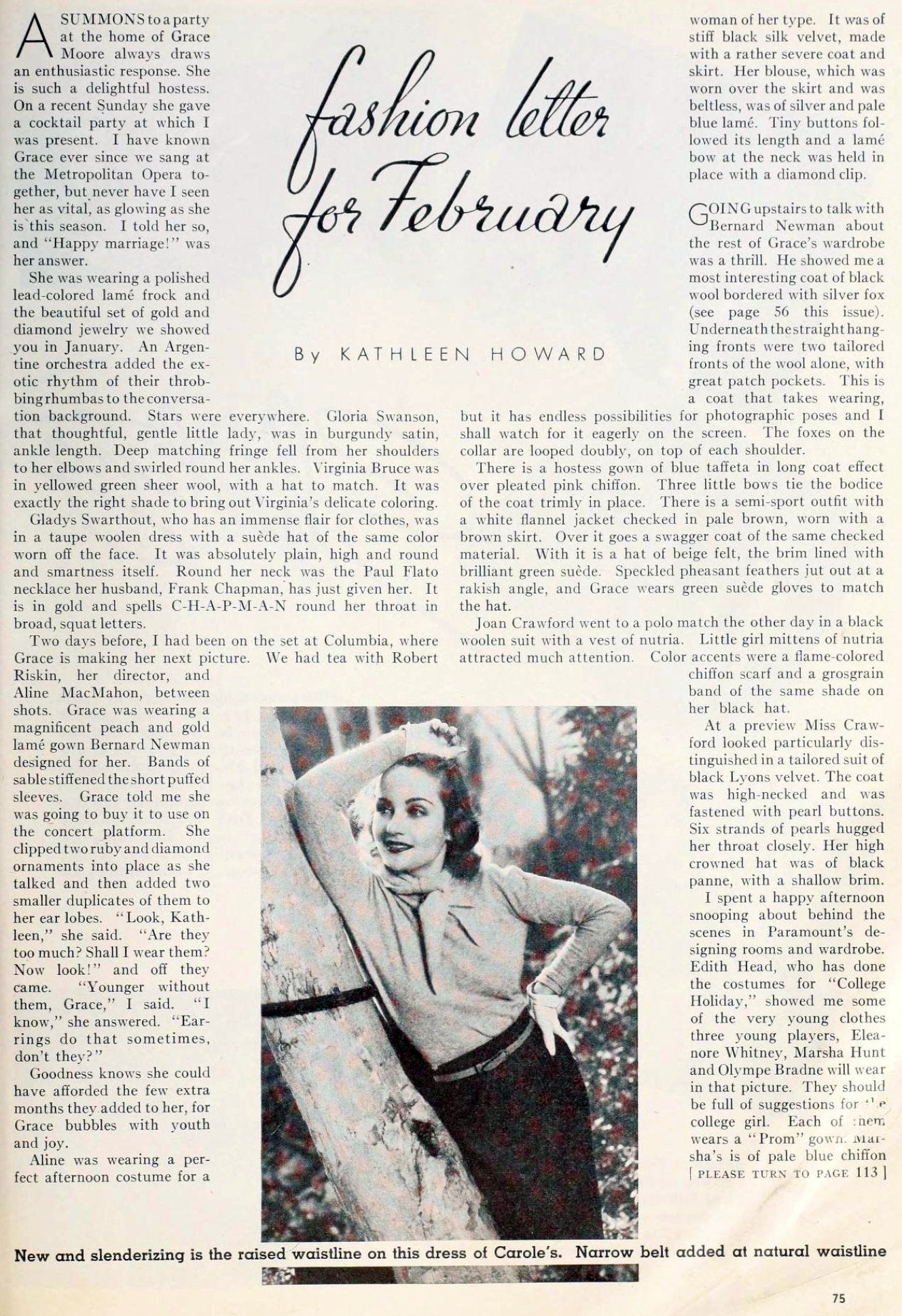 carole lombard photoplay feb 1937 fashion letter 00a