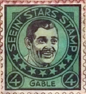 seein' stars stamps clark gable 00