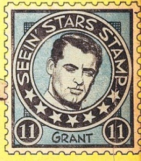 seein' stars stamps cary grant 00