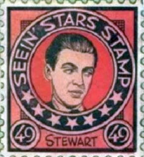 seein' stars stamps james stewart 00