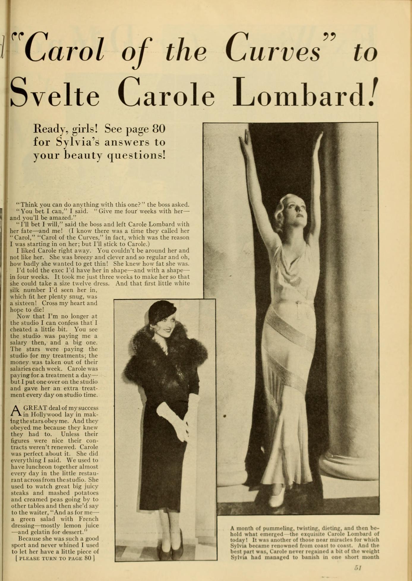 carole lombard photoplay apr 1933 sylvia carole 01