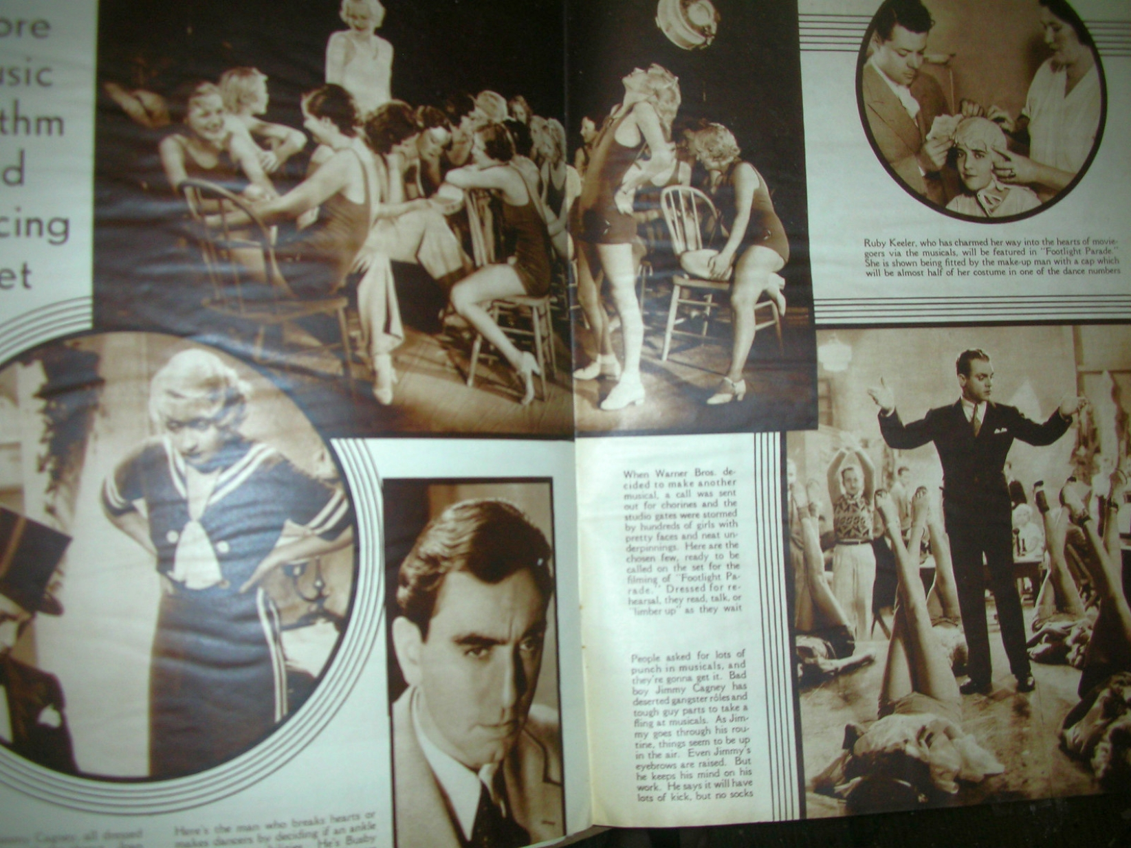 carole lombard shadoplay sept 1933 footlight parade large