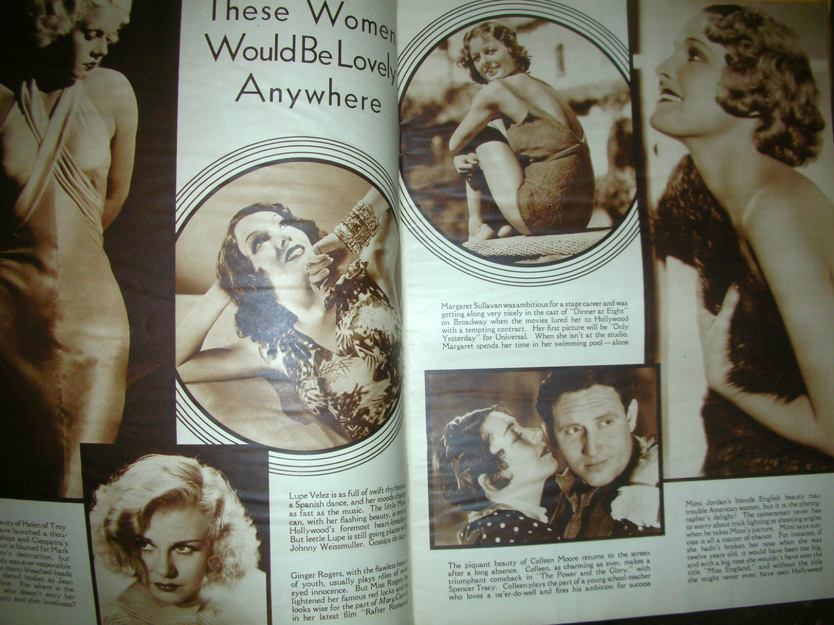carole lombard shadoplay sept 1933 women lovely anywhere large