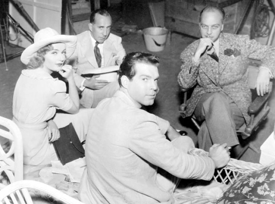 carole lombard swing high, swing low 85a fred macmurray charles butterworth mitchell leisen