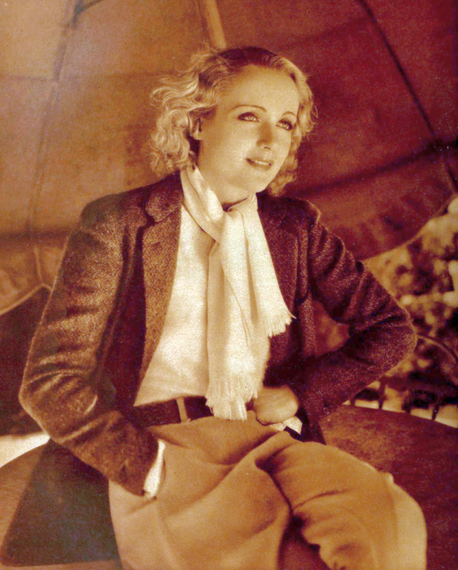 carole lombard photoplay feb 1931 larger