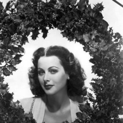 christmas hedy lamarr 00