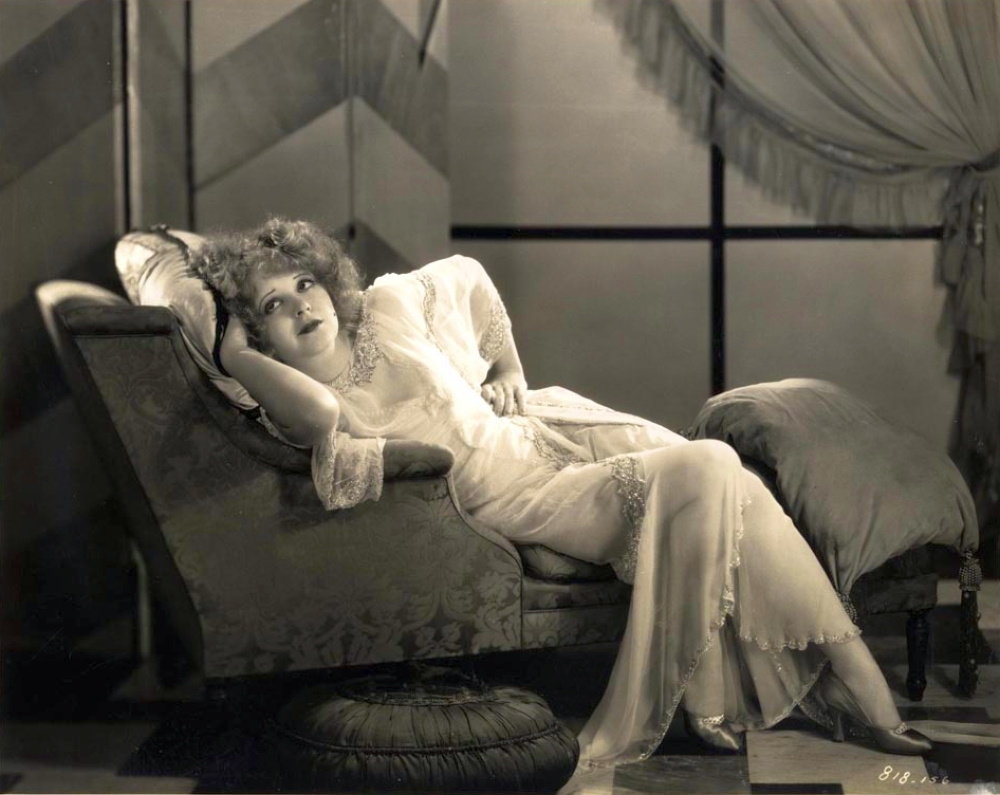 clara bow 32a her wedding night