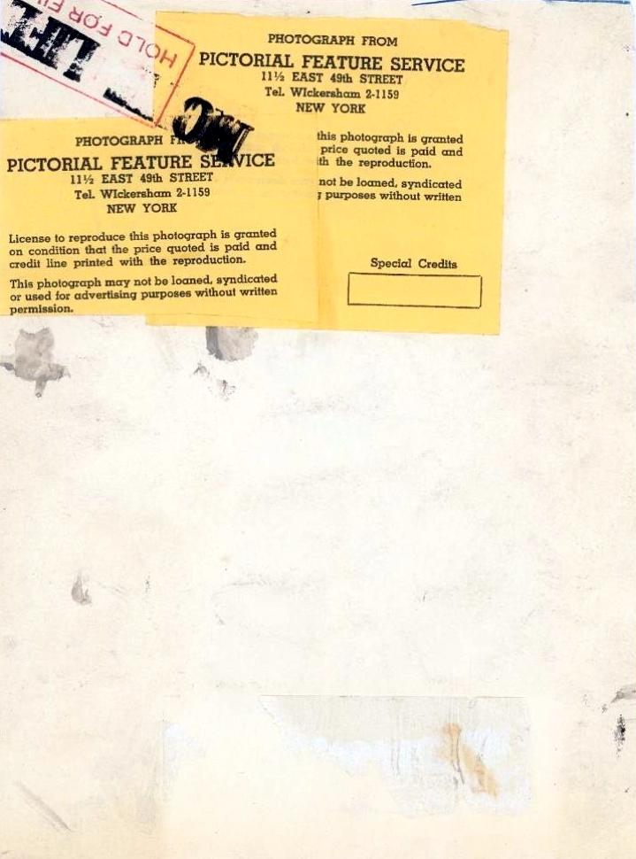 carole lombard 2360a back