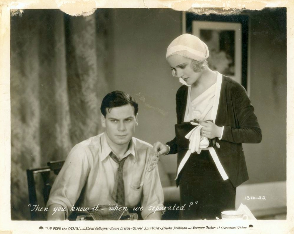 carole lombard up pops the devil 28a