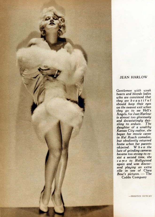 jean harlow hell's angels publicity 00a