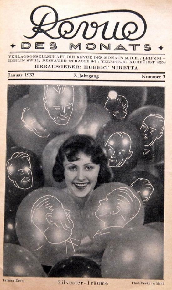carole lombard revue des monats germany jan 1933aa