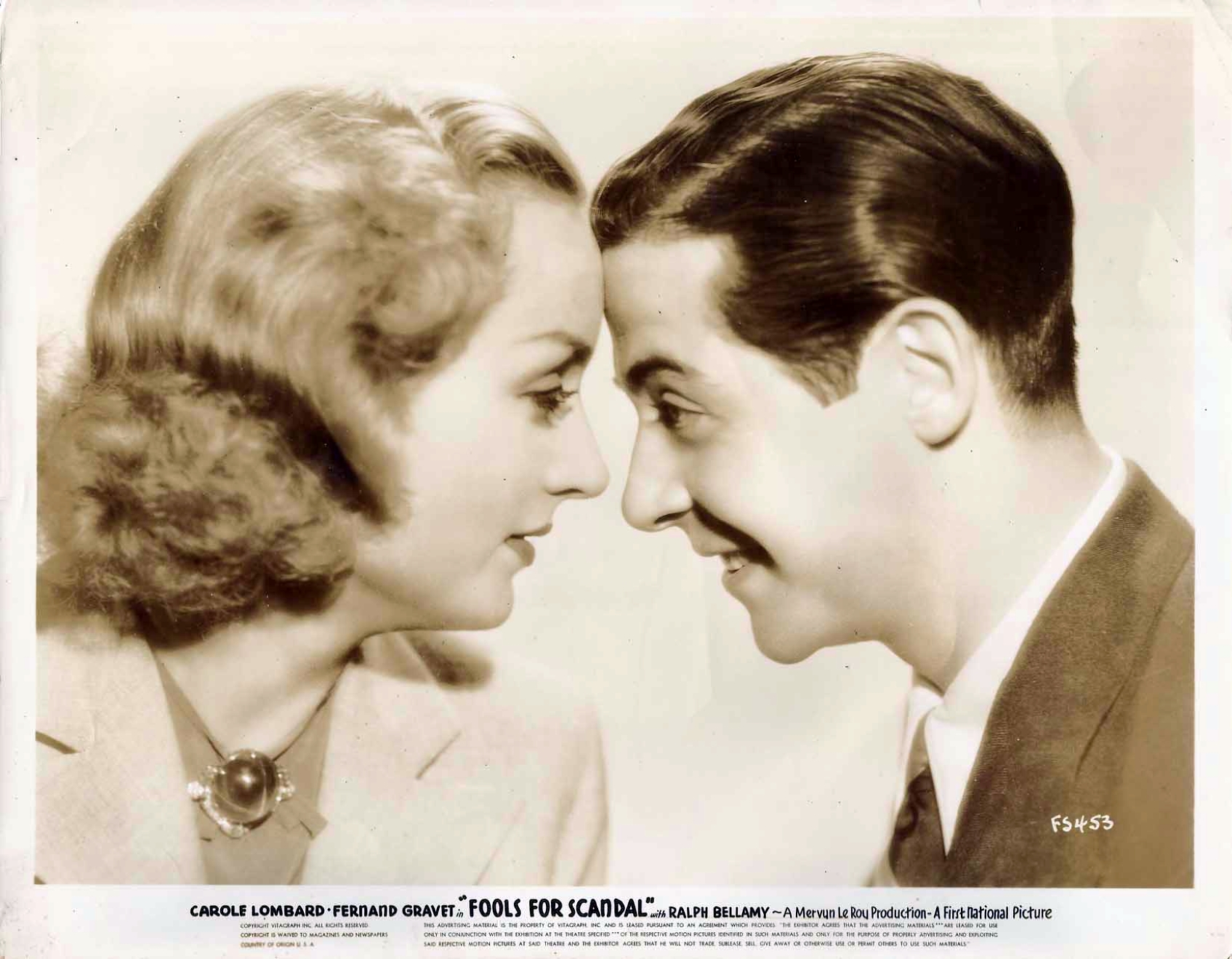 carole lombard fools for scandal 36a front