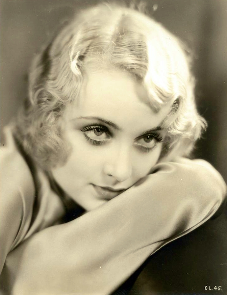 carole lombard pathe cl-45a front