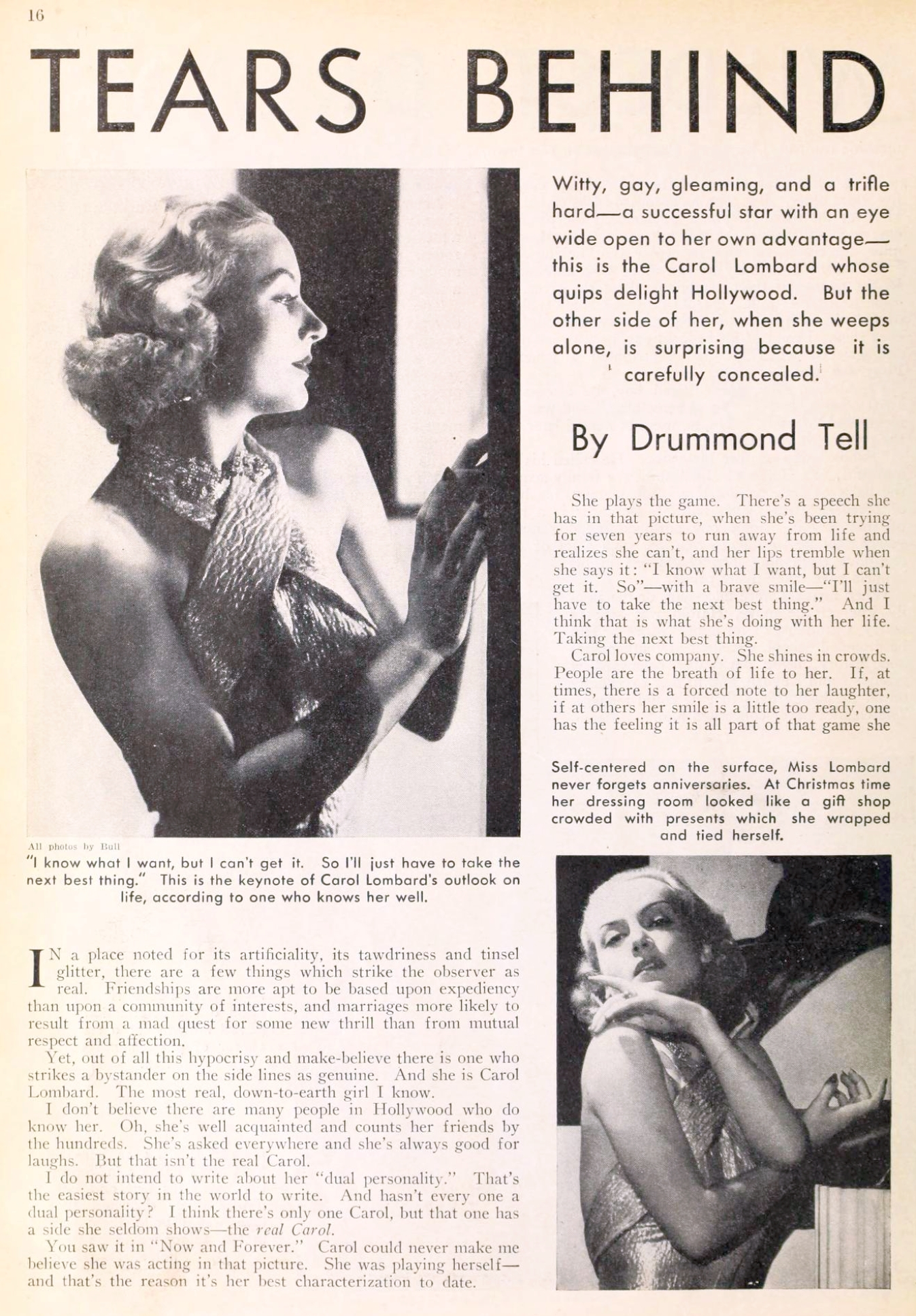 carole lombard picture play feb 1935 tears behind a tinsel mask 00b