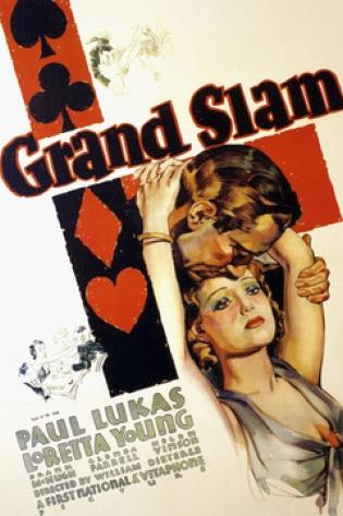 loretta young grand slam poster 00a