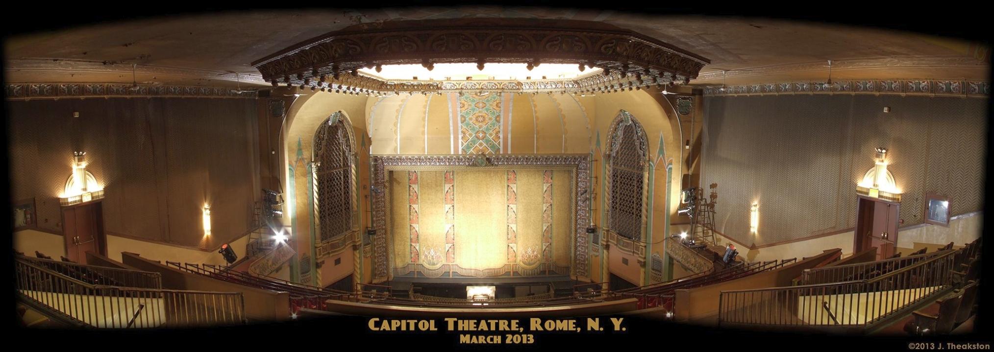 capitol theatre rome ny 00a