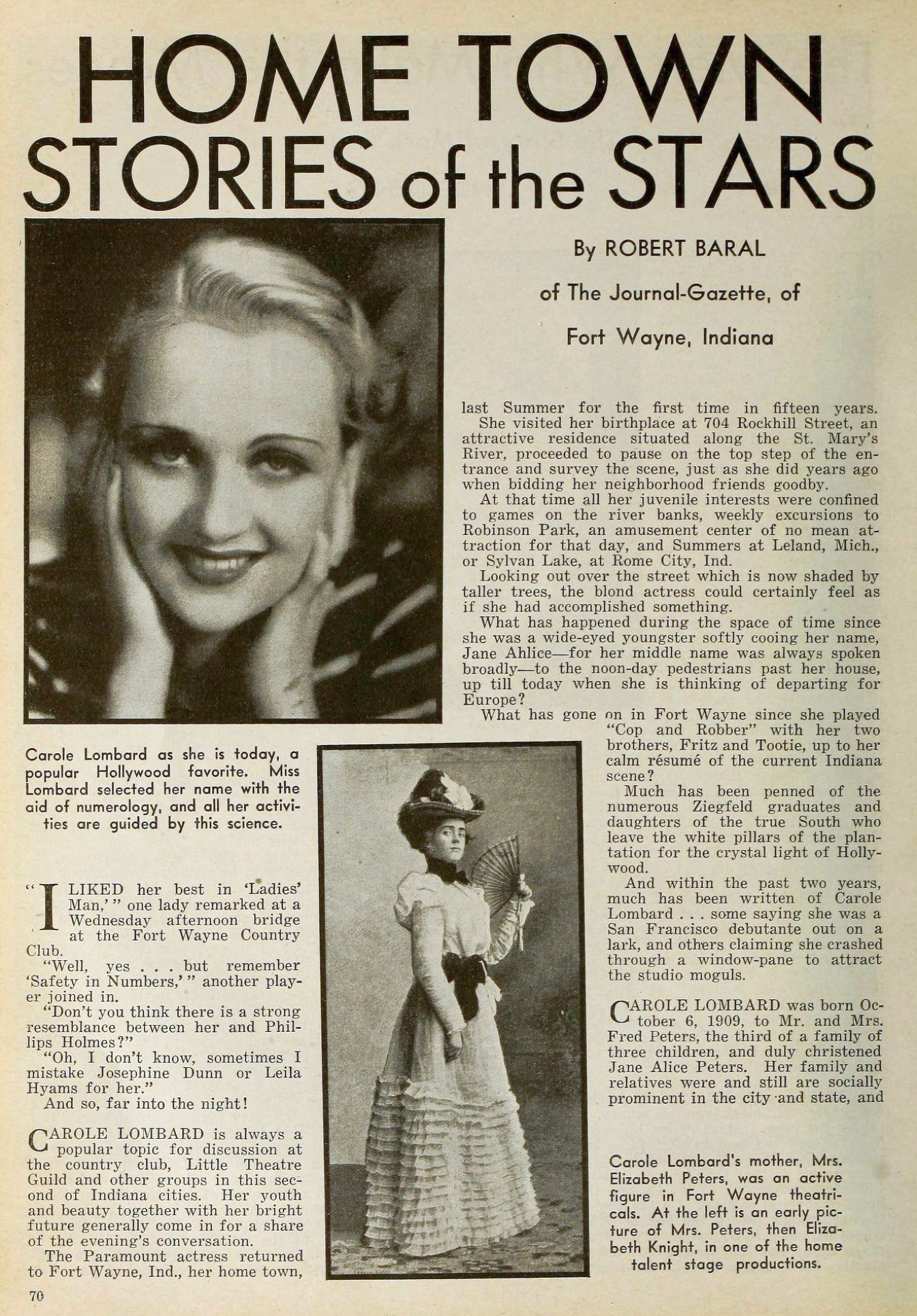 carole lombard the new movie magazine sept 1931 hometown stories 00a