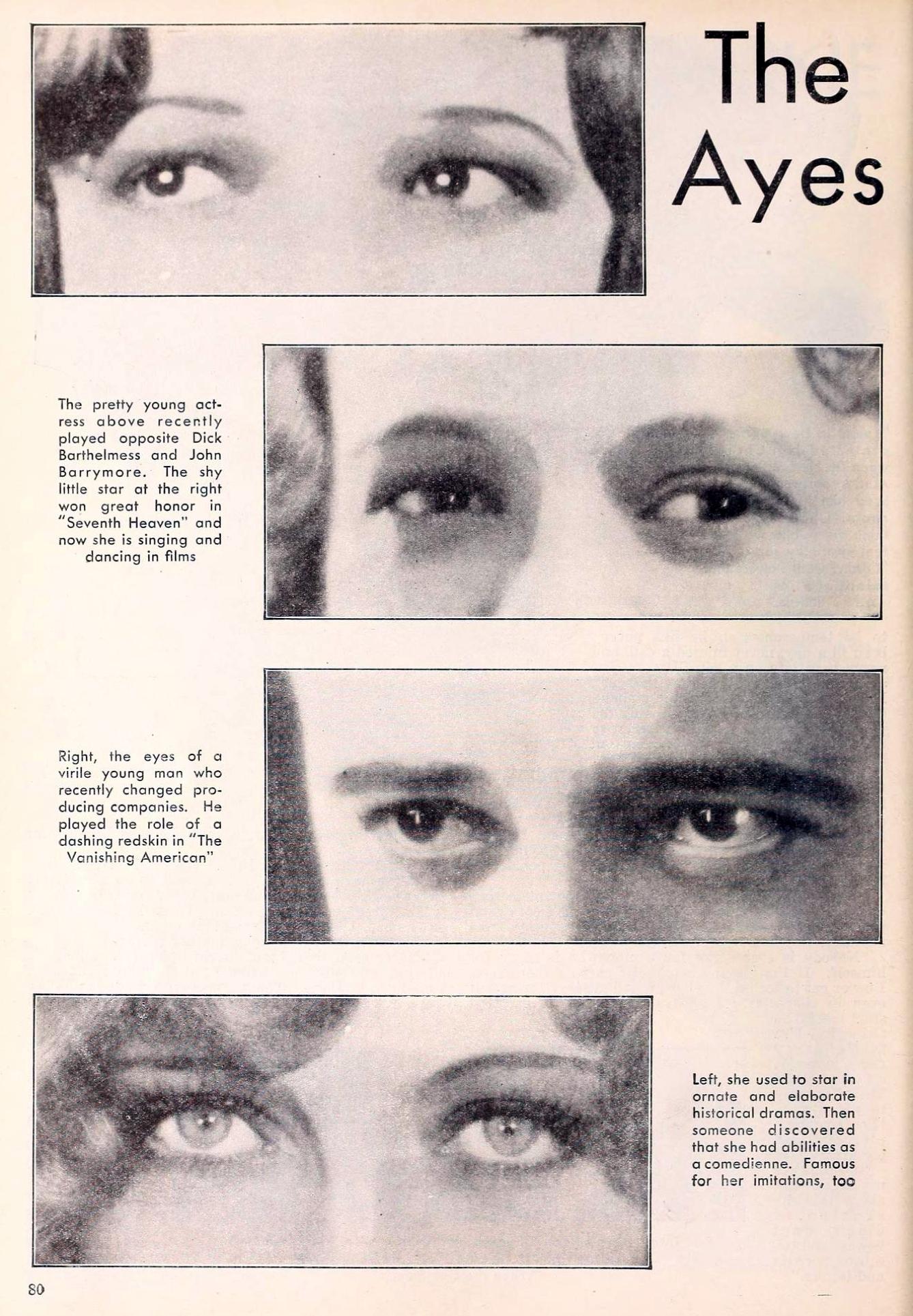 carole lombard the new movie magazine december 1929ba
