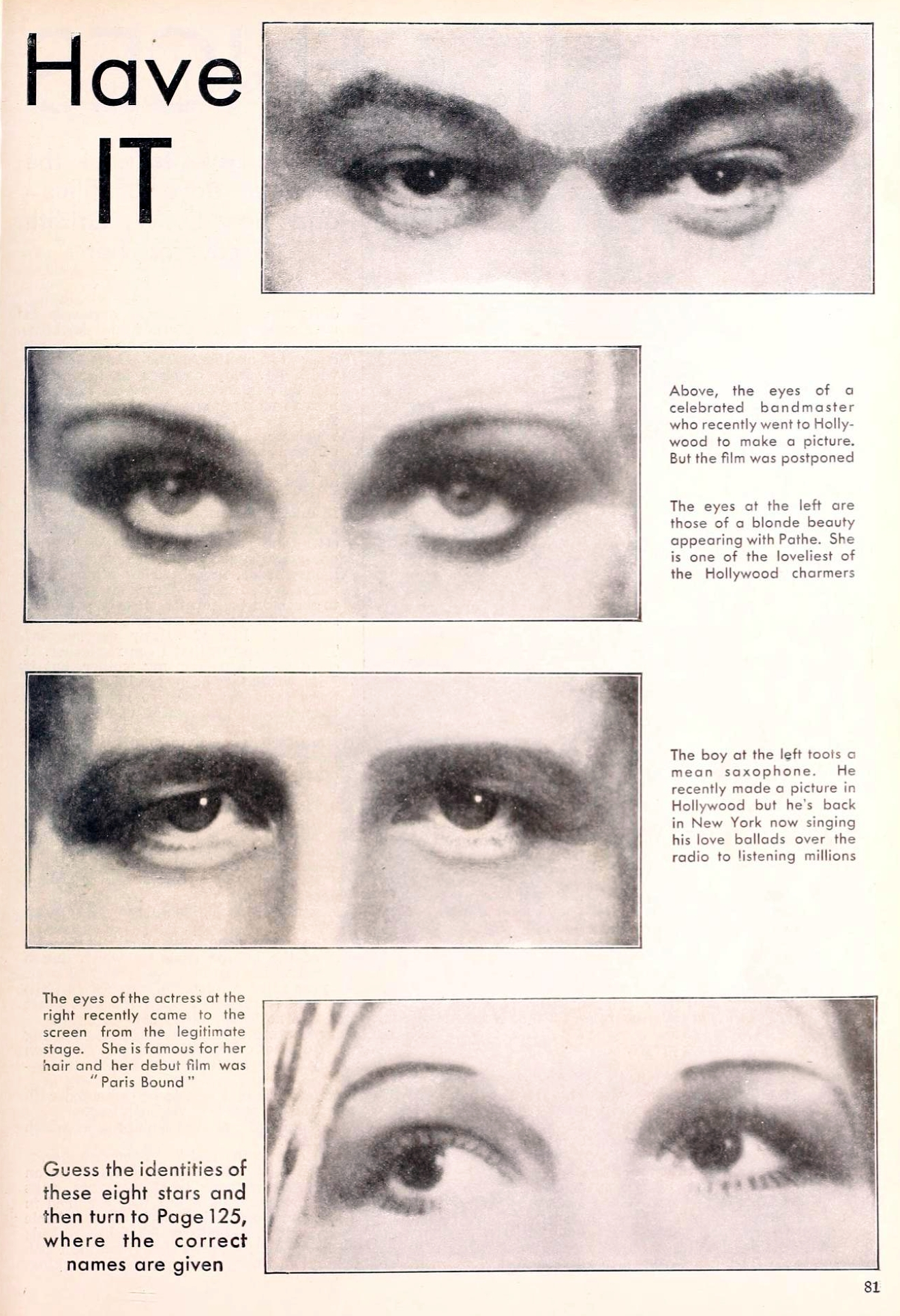 carole lombard the new movie magazine december 1929ca