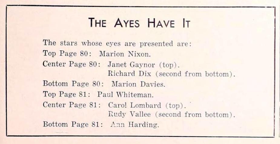 carole lombard the new movie magazine december 1929da