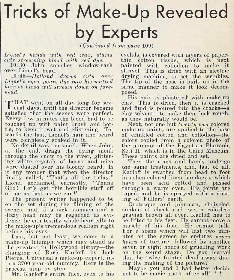 carole lombard the new movie magazine may 1933ga