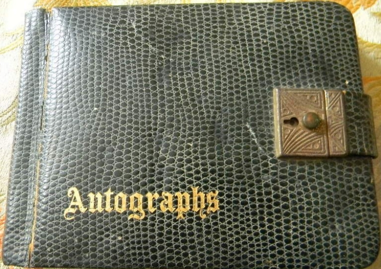 autograph book 01a