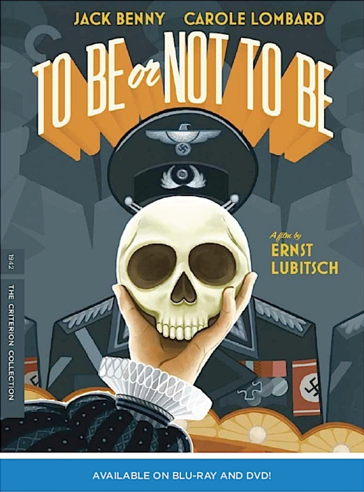 carole lombard to be or not to be criterion front large