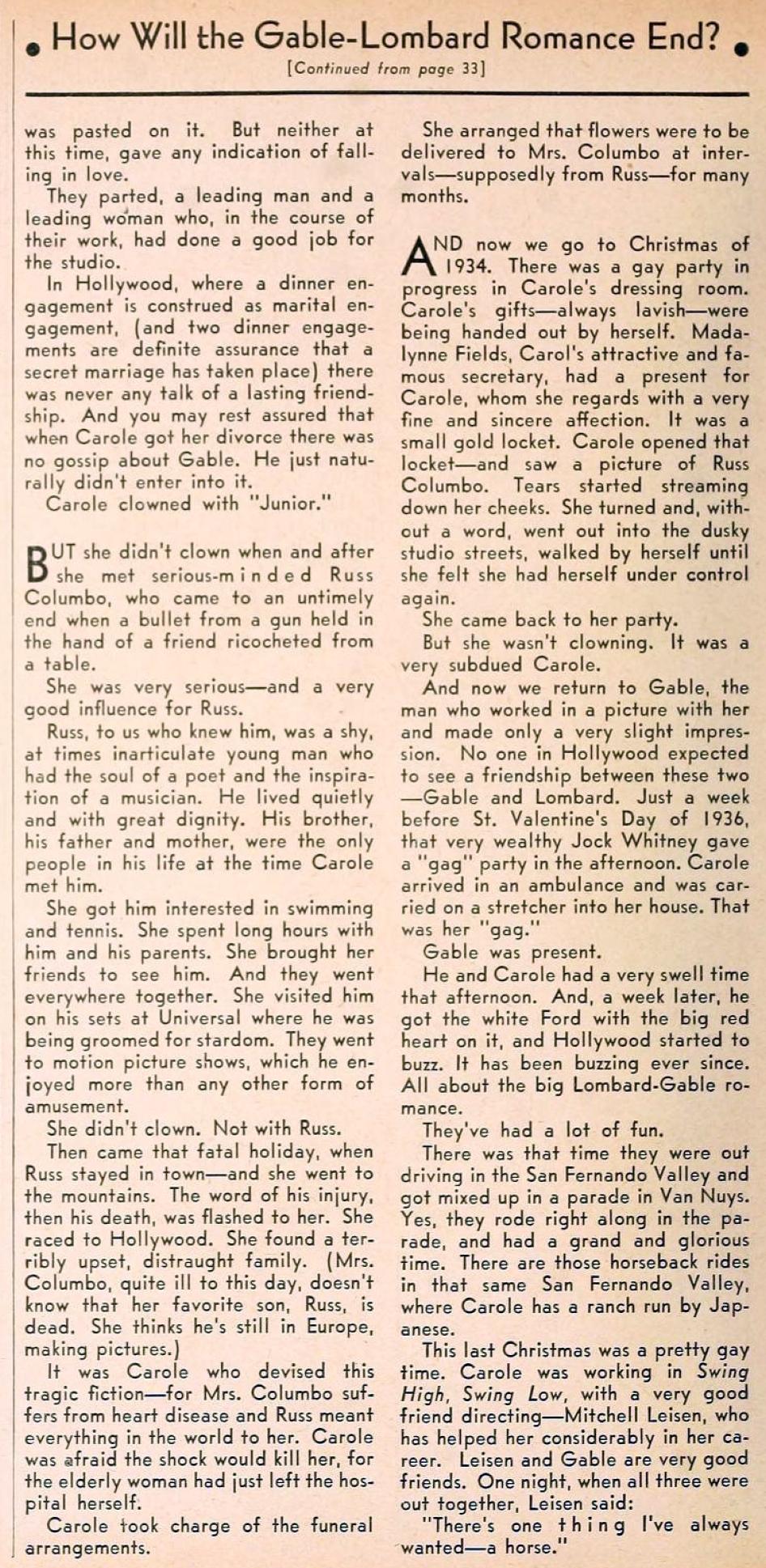 carole lombard hollywood june 1937ca