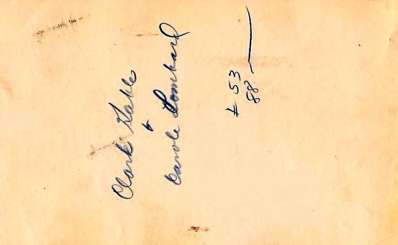 carole lombard clark gable 127a back
