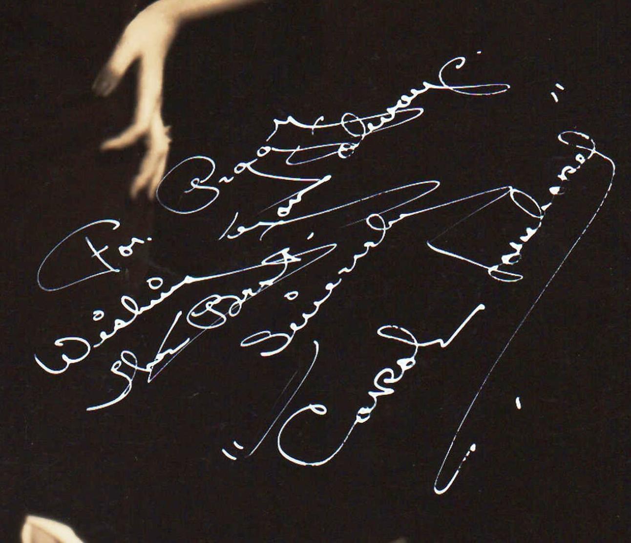 carole lombard autograph 81a inset