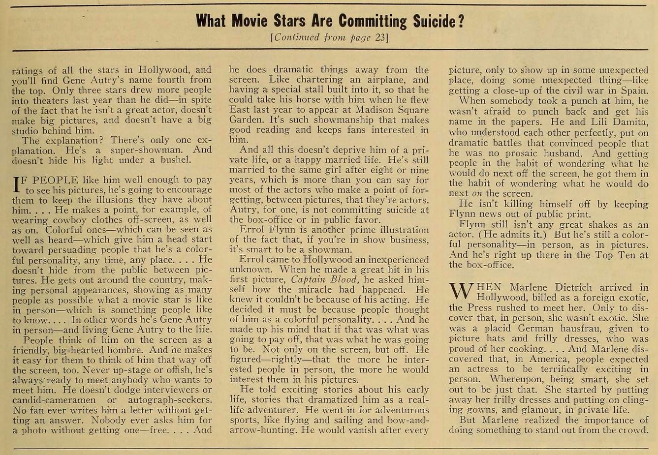 motion picture july 1941ca