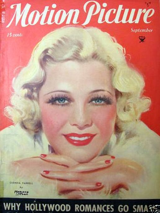 glenda farrell motion picture september 1934a