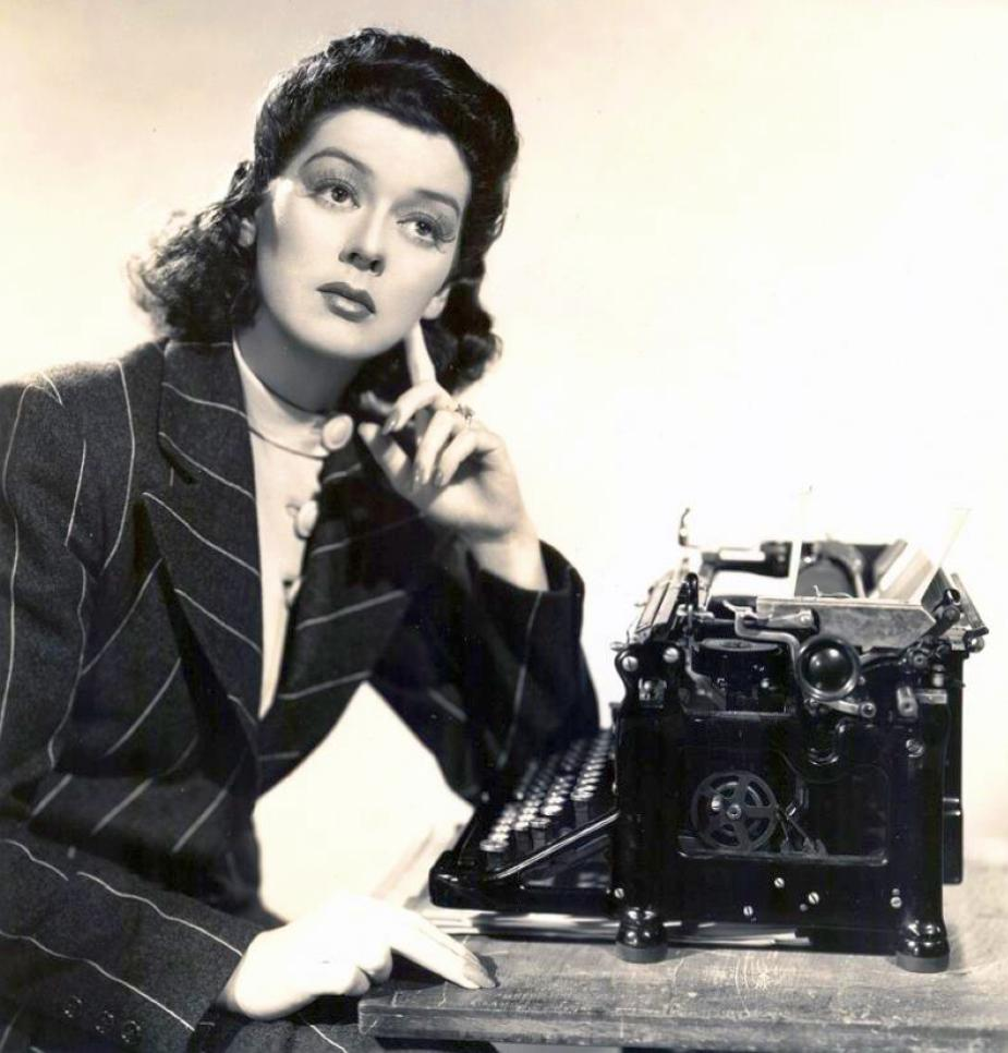 rosalind russell his girl friday 02b