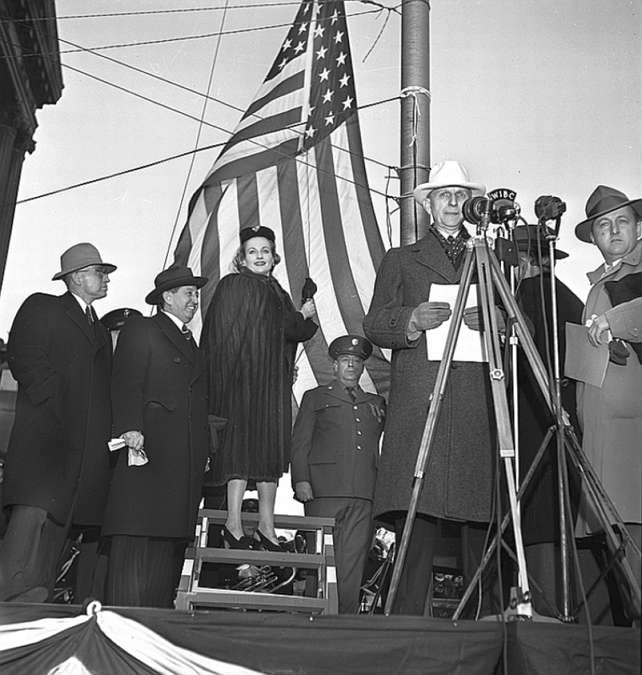 carole lombard 011542 indiana flag raising larger