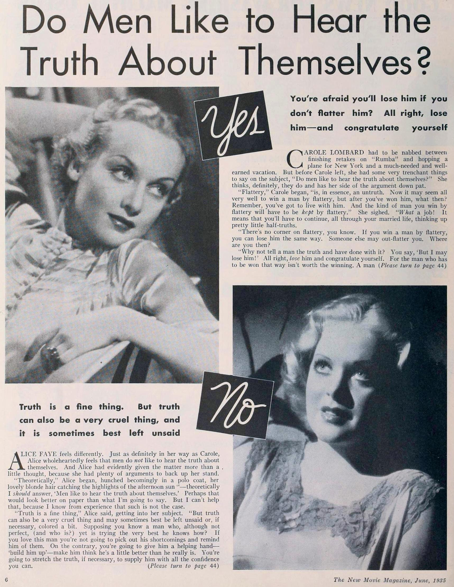 carole lombard the new movie magazine june 1935aa