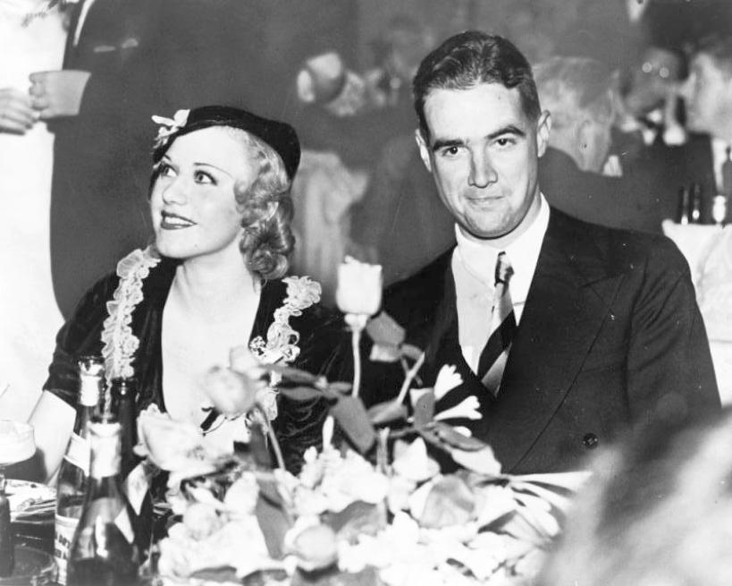 Katharine Hepburn Howard Hughes Relationship Ginger rogers howard hughes 1937. in fact, they had known each other since
