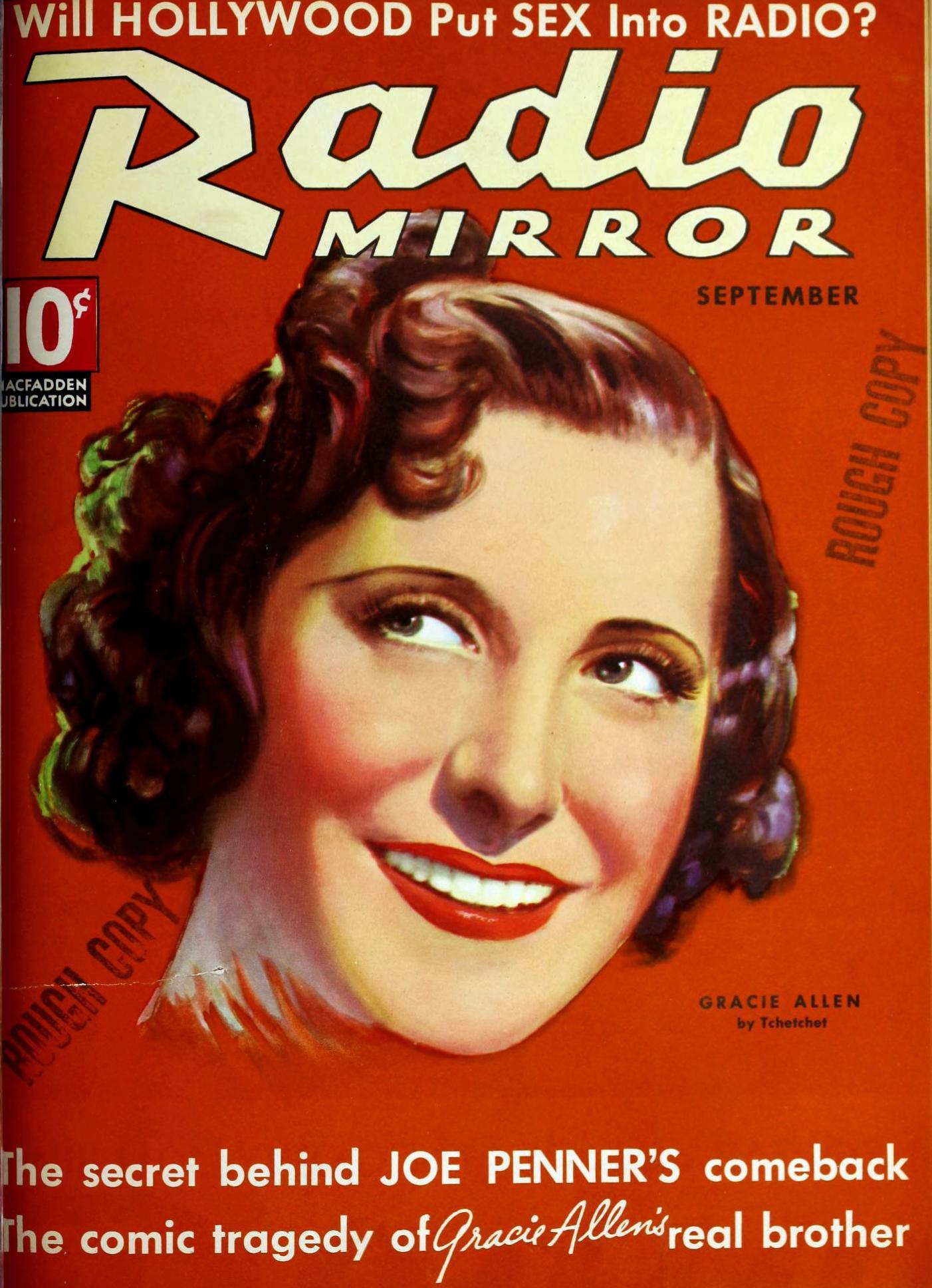 radio mirror september 1936 cover large