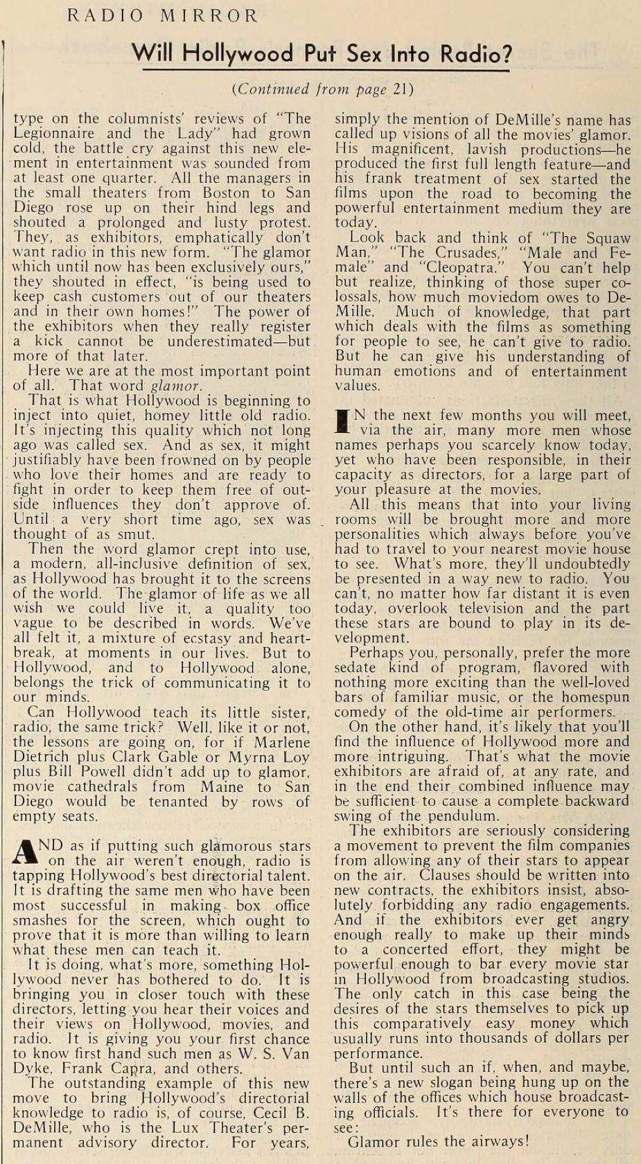 radio mirror september 1936ca