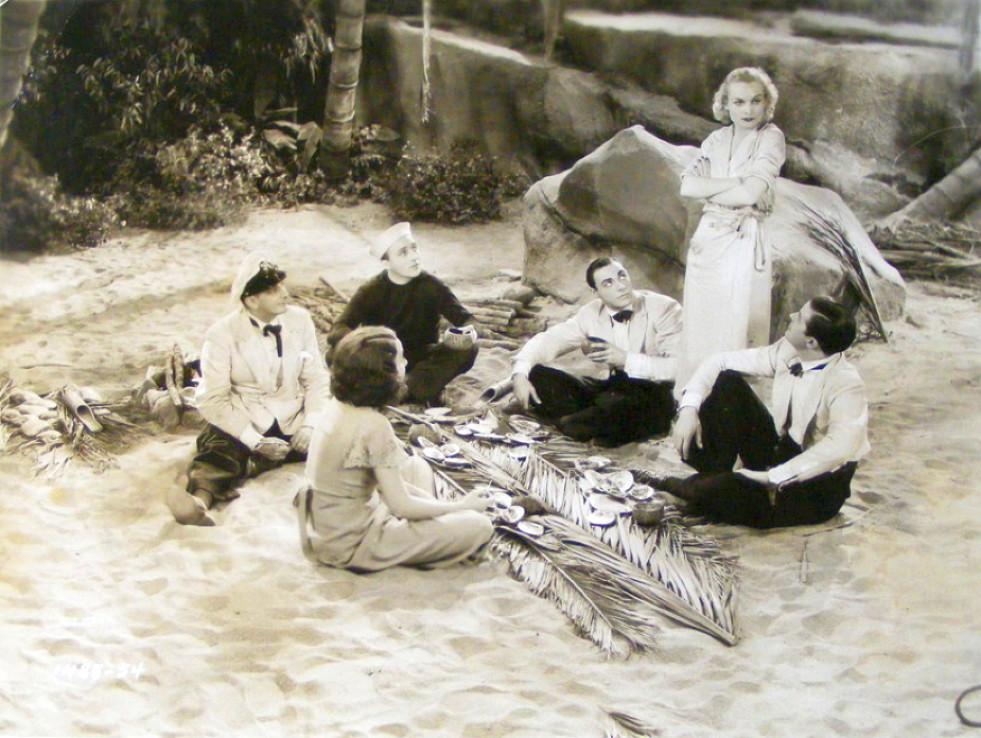 Image result for we're not dressing 1934 leon errol