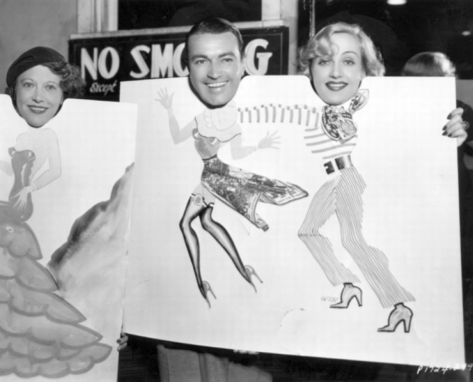 carole lombard 1935a party chatterton barthelmess large