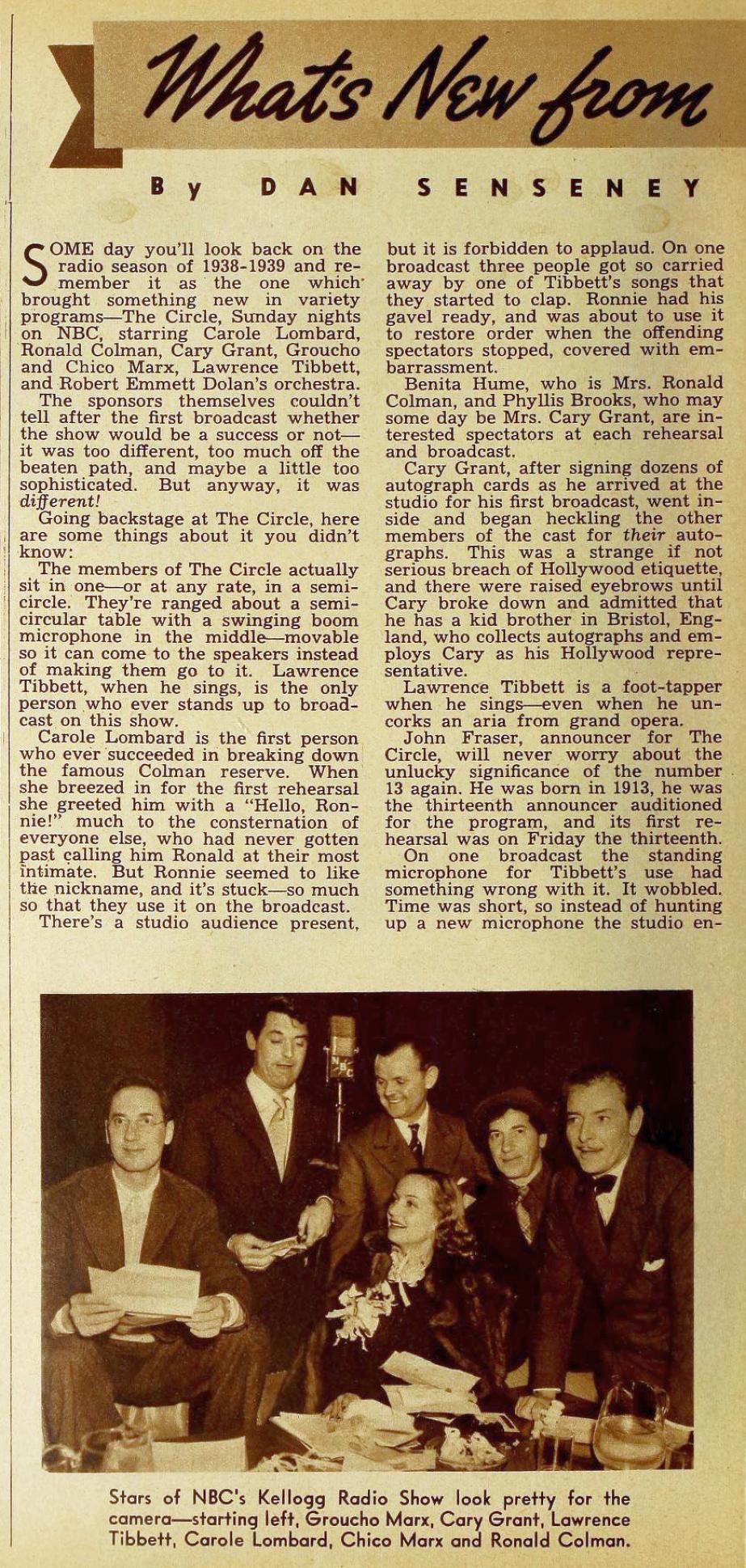 carole lombard radio mirror april 1939fa