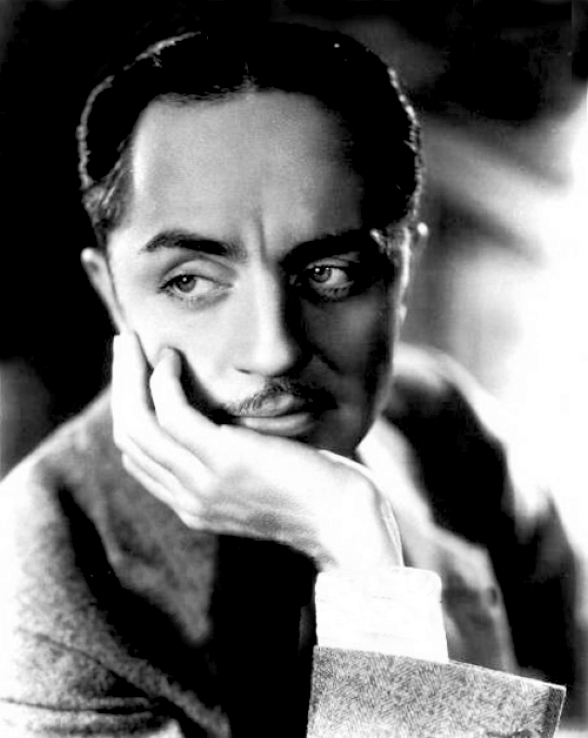 william powell 1930a