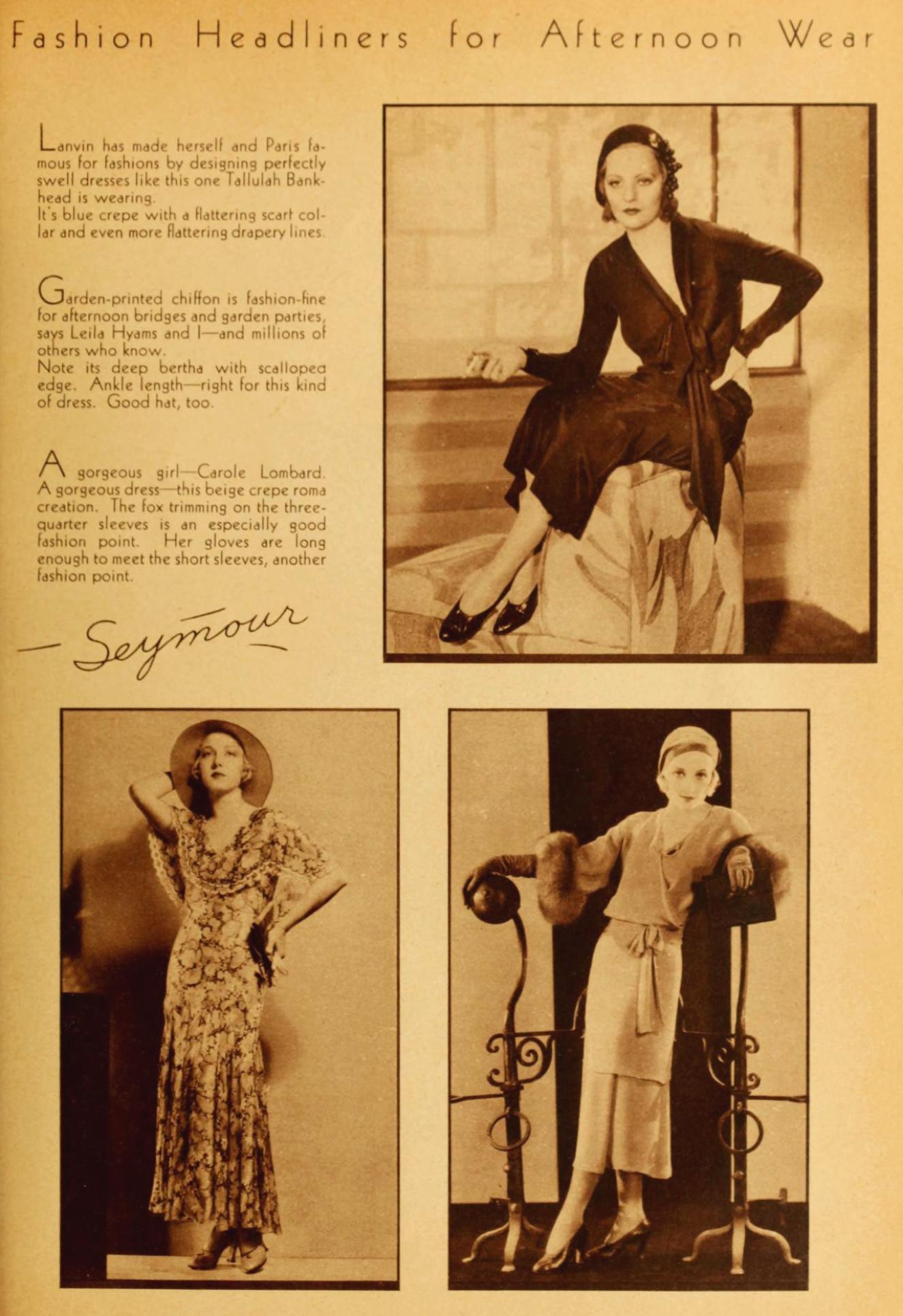 carole lombard photoplay may 1931aa