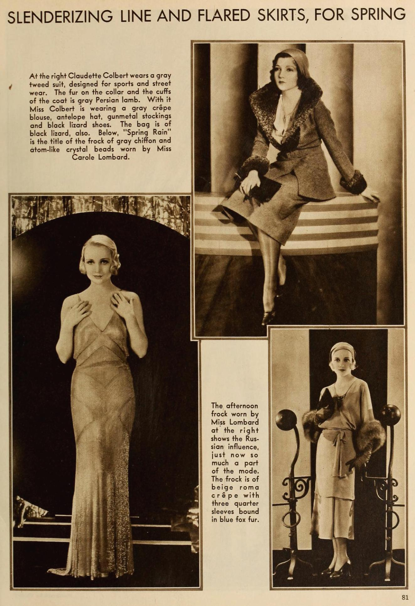 carole lombard the new movie magazine may 1931ba
