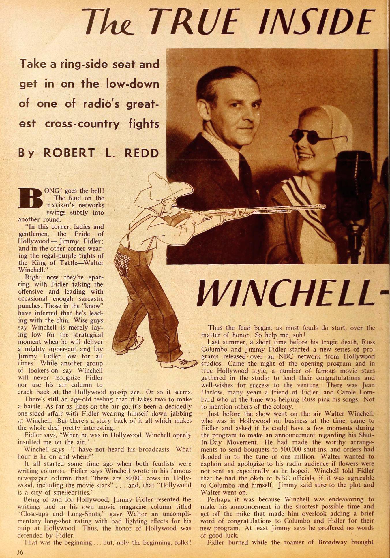 carole lombard radio mirror july 1935aa