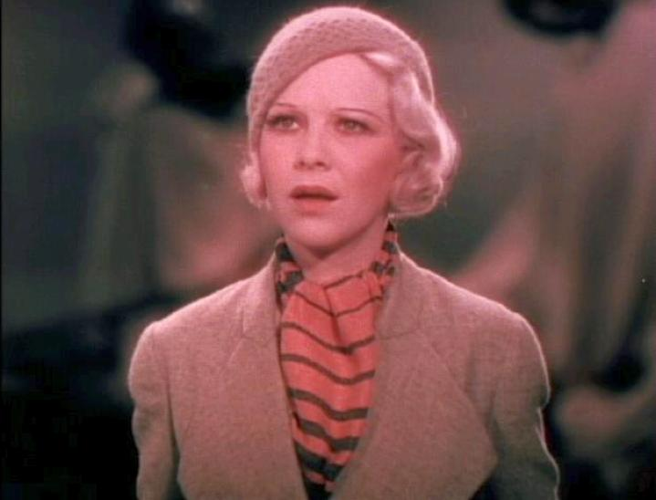 glenda farrell mystery of the wax museum 00a