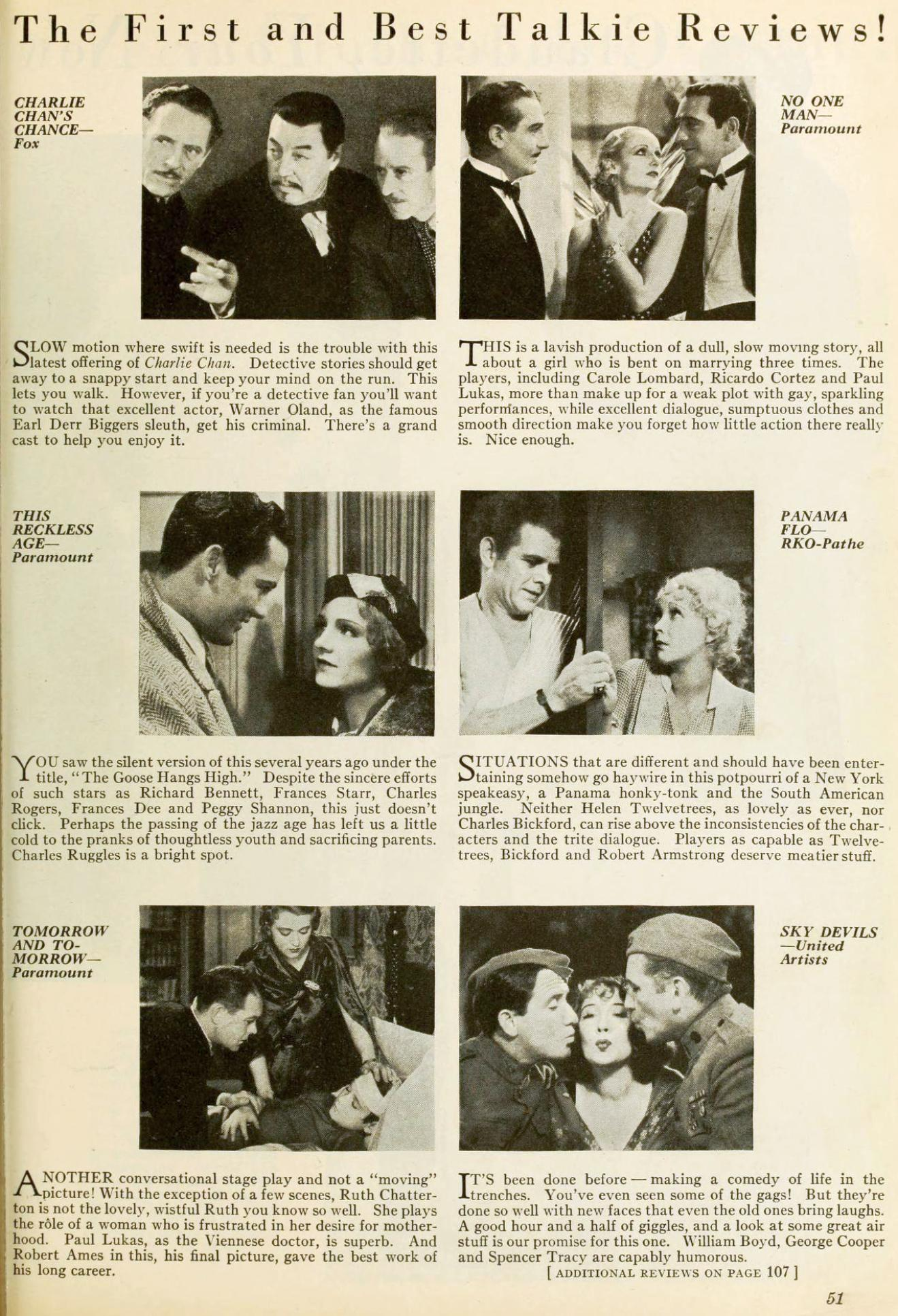 carole lombard photoplay march 1932ca