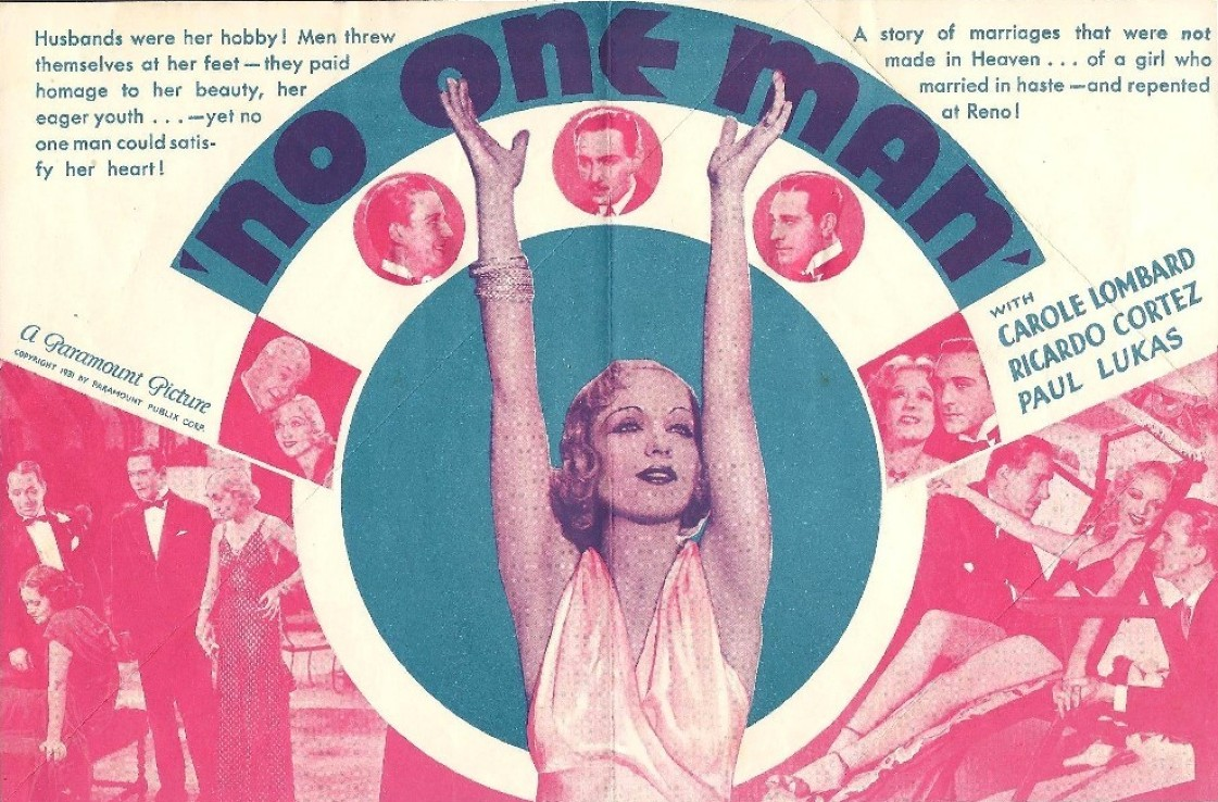 carole lombard no one man herald mission sulphur springs texas back large